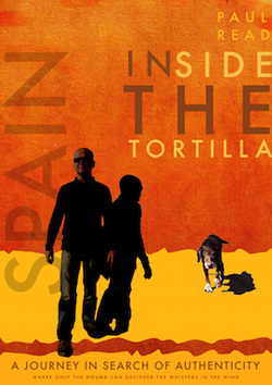Inside the tortilla by Paul Read