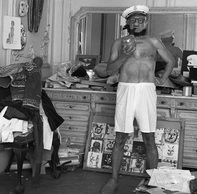 Picasso as Popeye