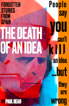 The death of an Idea book cover