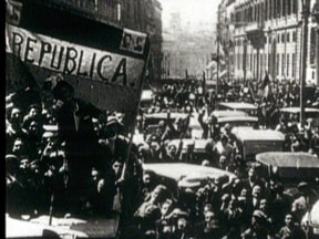 Declaration of Spanish Republic 1931